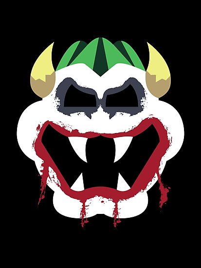 Joke's On You Bowser by Daniel Bevis