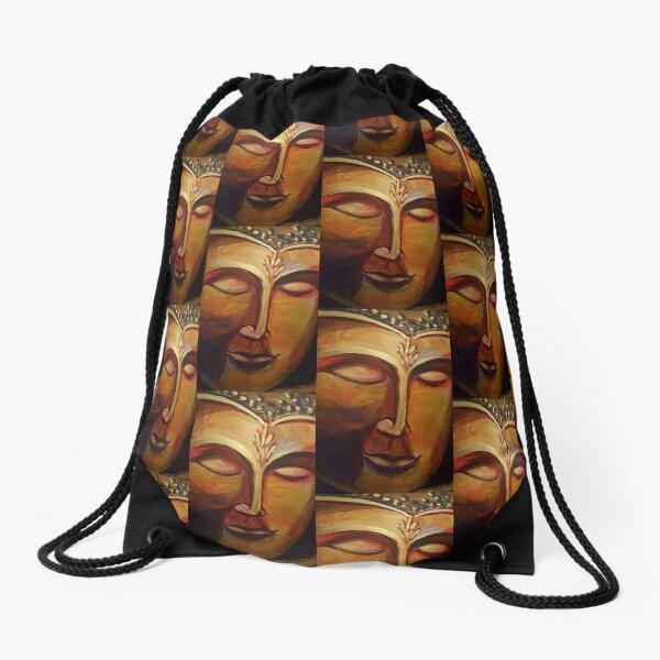 Buddha Drawstring Bag