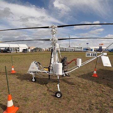 Helicopter VH-XRN,Avalon Airshow,Australia 2015 by muz2142
