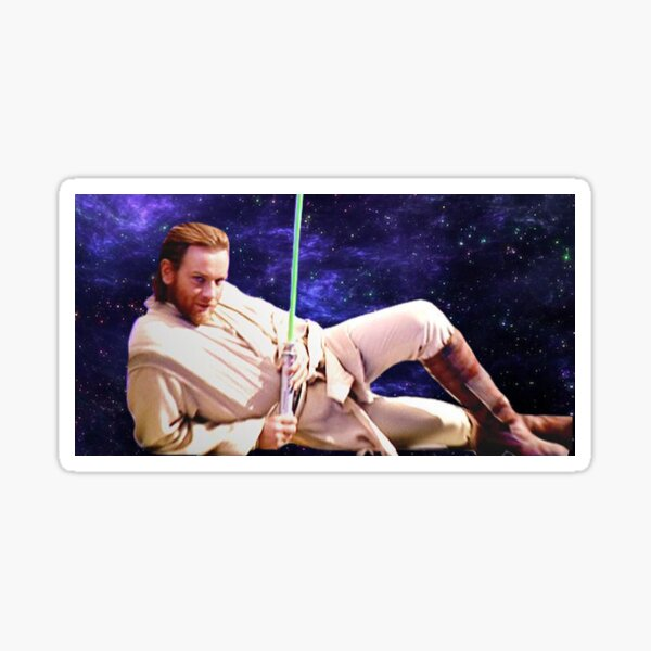 Sexiest man in the galaxy  Sticker