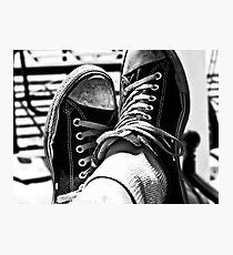 9719a415337f Converse Ation Photographic Print
