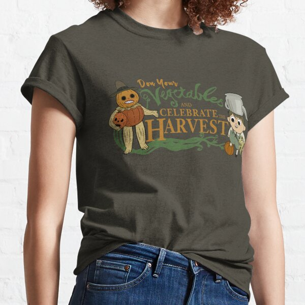 """""""Don Your Vegetables and Celebrate the Harvest"""" Classic T-Shirt"""
