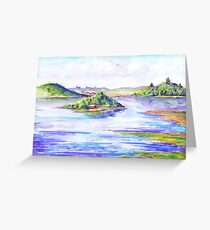 Stoco Lake Tweed Ontario Greeting Card