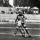 Speedway knight by Richard Flint