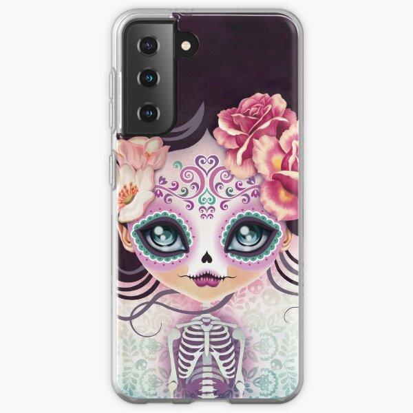 Camila Huesitos - Sugar Skull Samsung Galaxy Soft Case