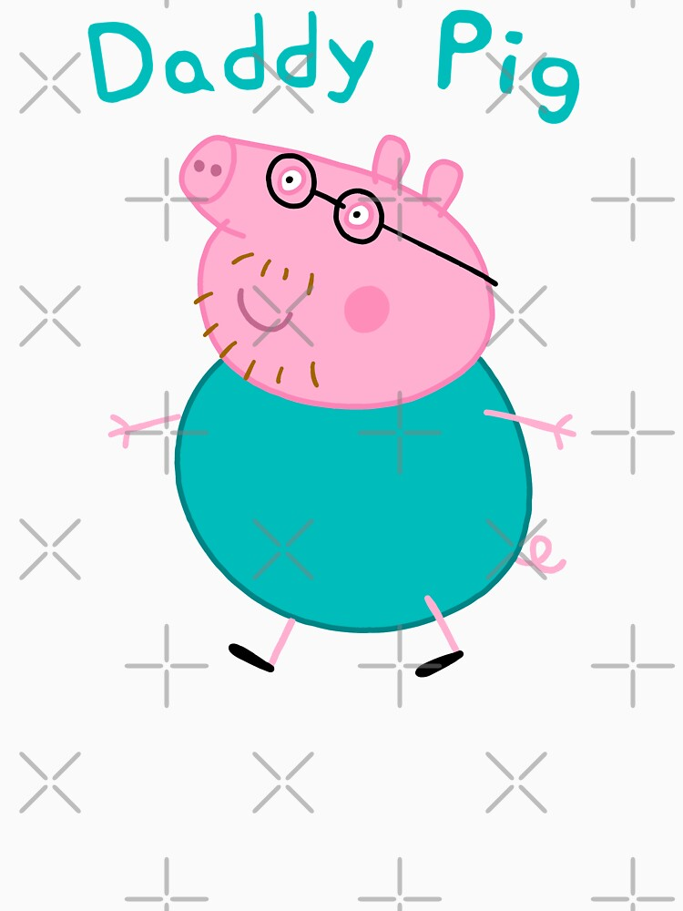 Daddy Peppa Pig for Fathers Day by bilinyam