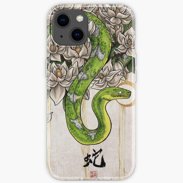 Snake iPhone Soft Case