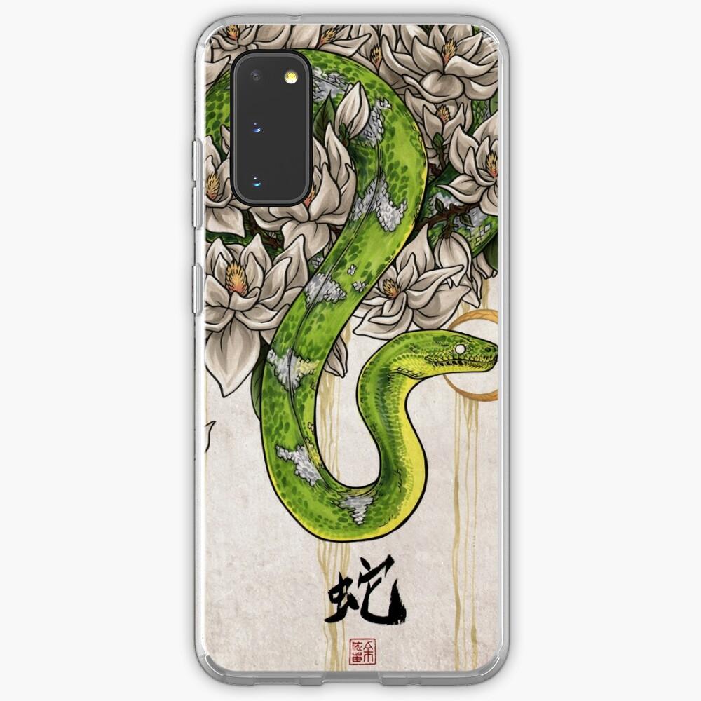 Snake Case & Skin for Samsung Galaxy