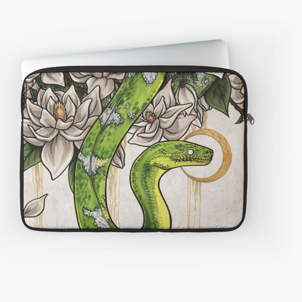 Snake Laptop Sleeve