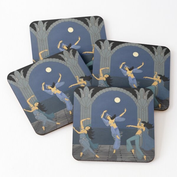 The Blue Oyster Cult Coasters (Set of 4)