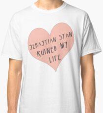Sebastian Stan ruined my life Classic T-Shirt