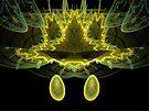 Sweat Lodge Vision  (UF0189) by barrowda