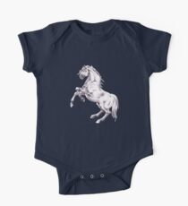 GALLIMAUFRY ~ My Horses by tasmanianartist One Piece - Short Sleeve