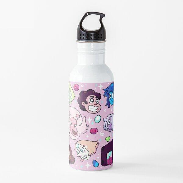 Crystal Gem Friends Water Bottle