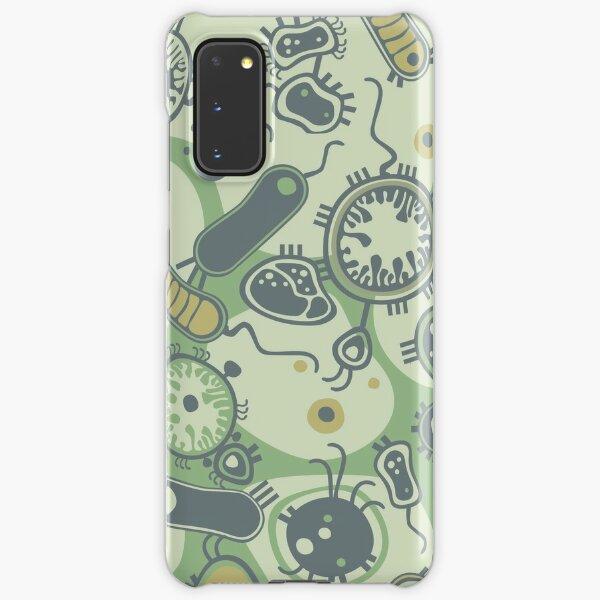 Eukaryote (grün) Samsung Galaxy Leichte Hülle