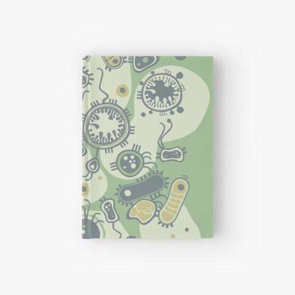 Eukaryote (green) Hardcover Journal