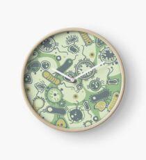 Eukaryote (grün) Uhr