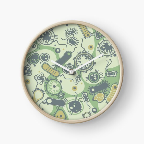 Eukaryote (green) Clock