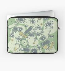 Eukaryote (grün) Laptoptasche
