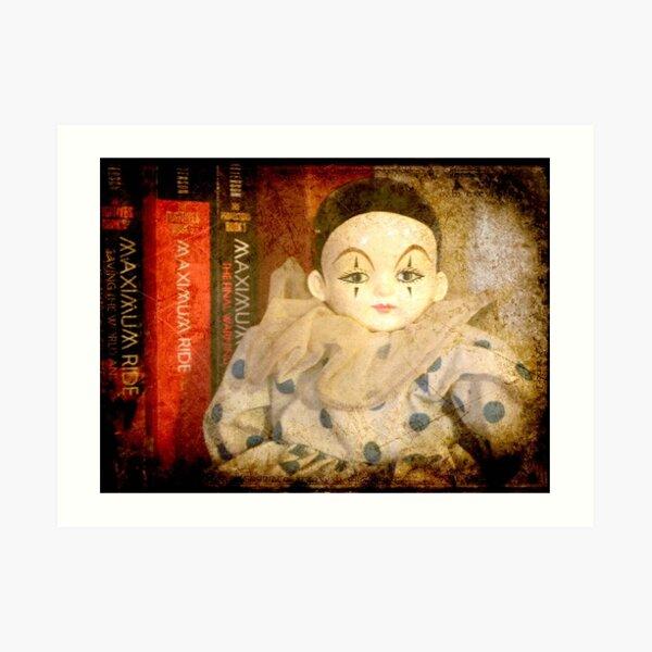 Pierrot ©  Art Print