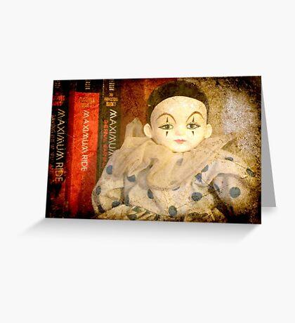 Pierrot ©  Greeting Card
