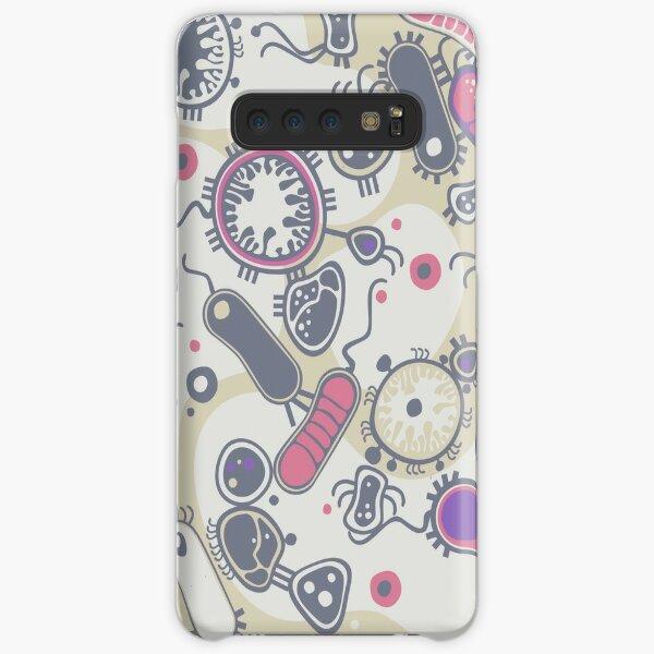 Eukaryote (pink / purple) Samsung Galaxy Snap Case