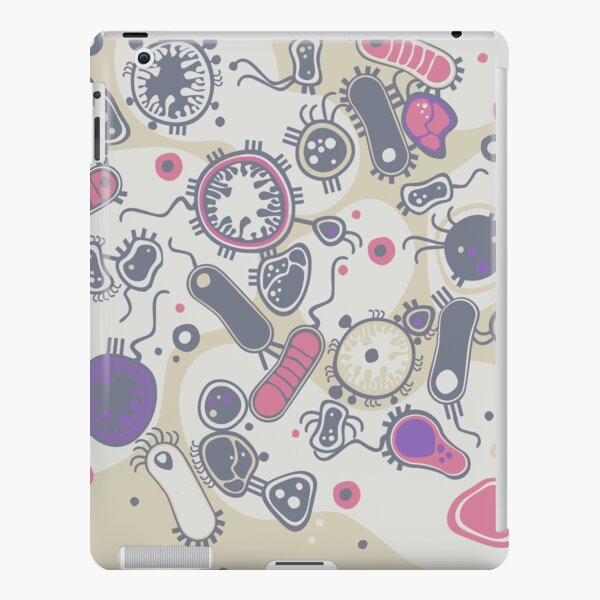 Eukaryote (pink / purple) iPad Snap Case