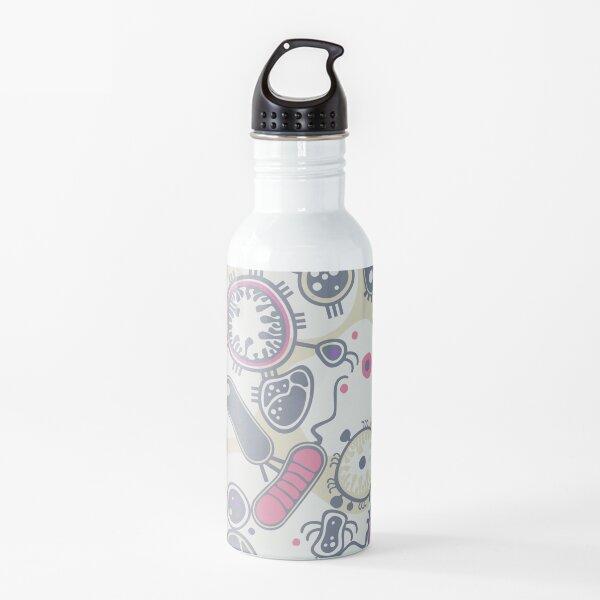 Eukaryote (pink / purple) Water Bottle