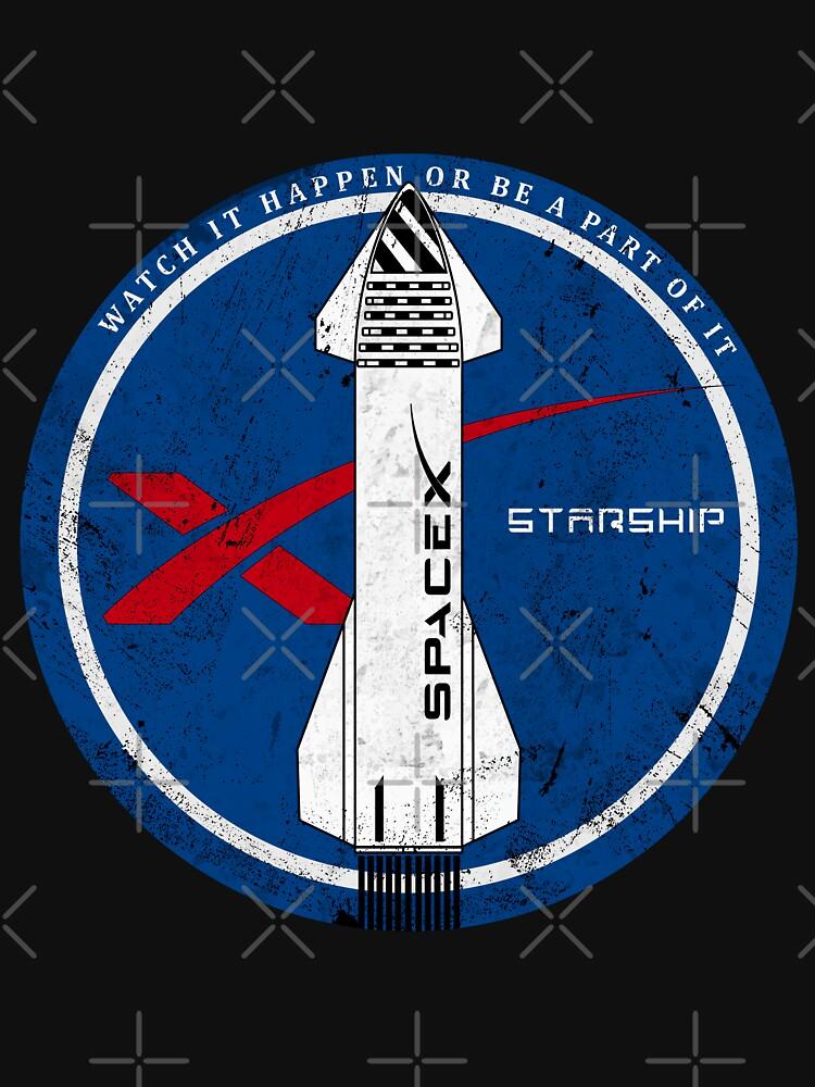 Starship: Watch it happen or be a part of it by BGALAXY