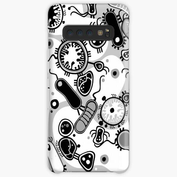Eukaryote (black / white) Samsung Galaxy Snap Case