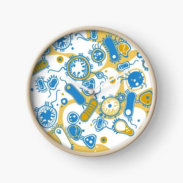 Eukaryote (yellow + blue) Clock