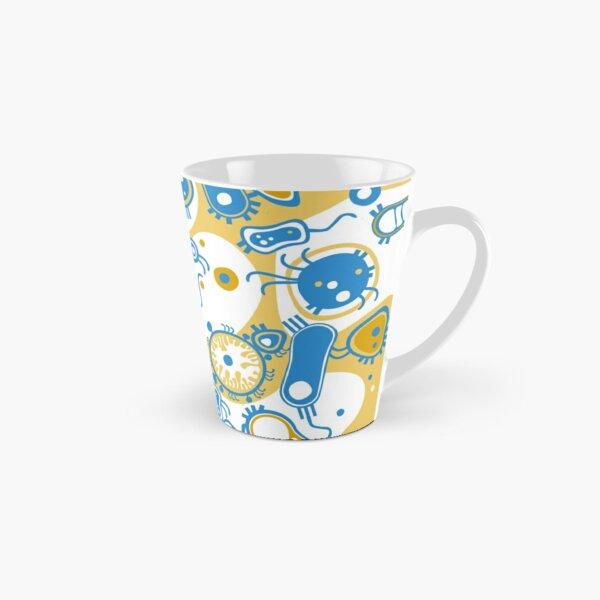 Eukaryote (yellow + blue) Tall Mug