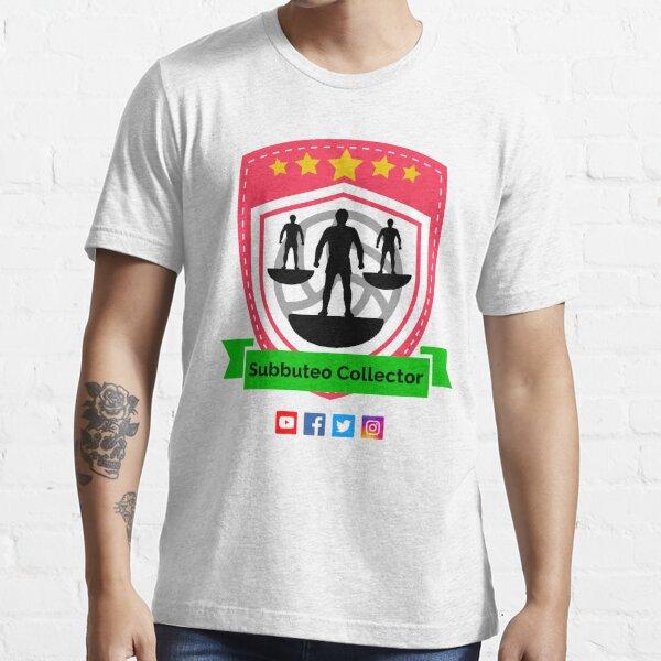 Large Subbuteo Collecter Logo/Badge Essential T-Shirt