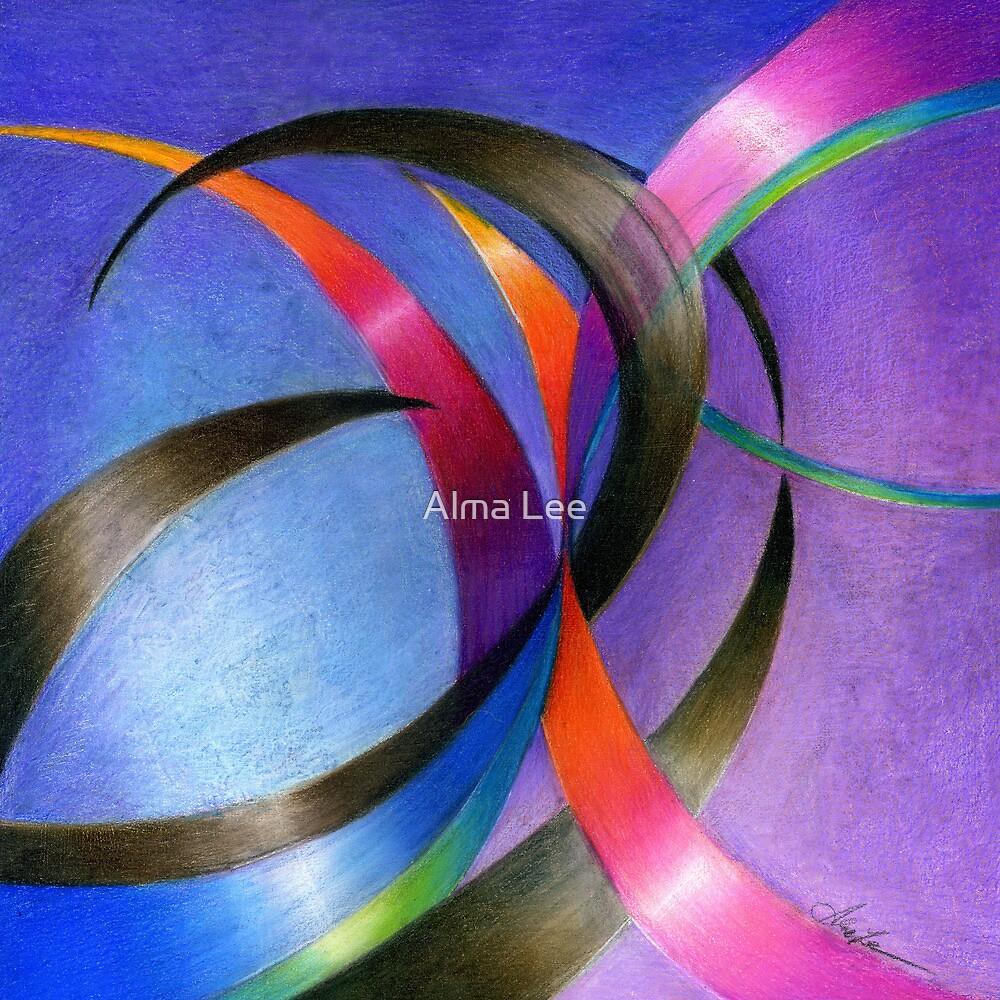 Fractal in Analog by Alma Lee