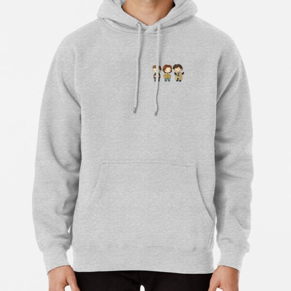 Team Free Will Pullover Hoodie