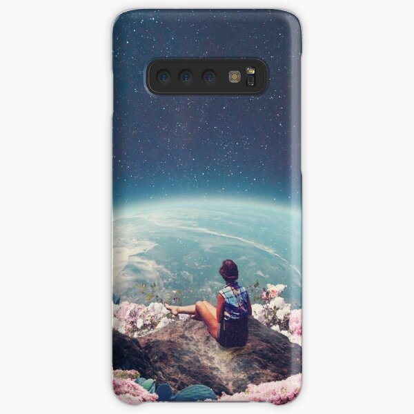 My World Blossomed when I Loved You Samsung Galaxy Snap Case