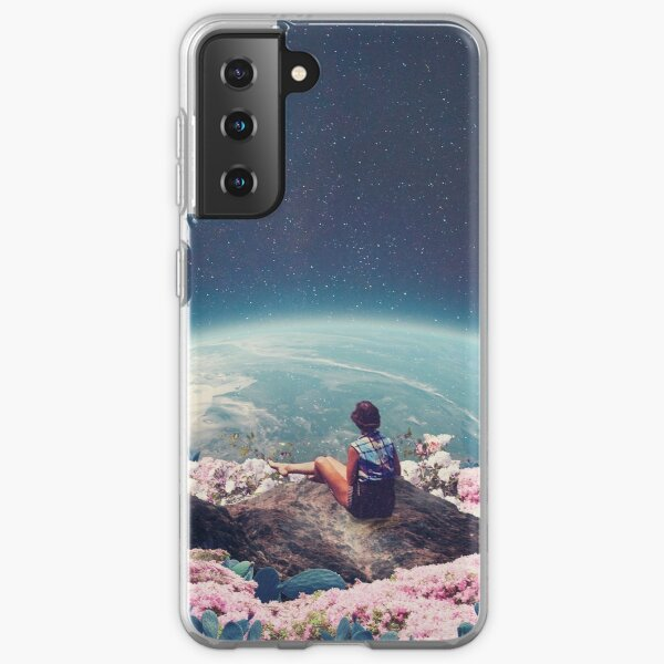 My World Blossomed when I Loved You Samsung Galaxy Soft Case