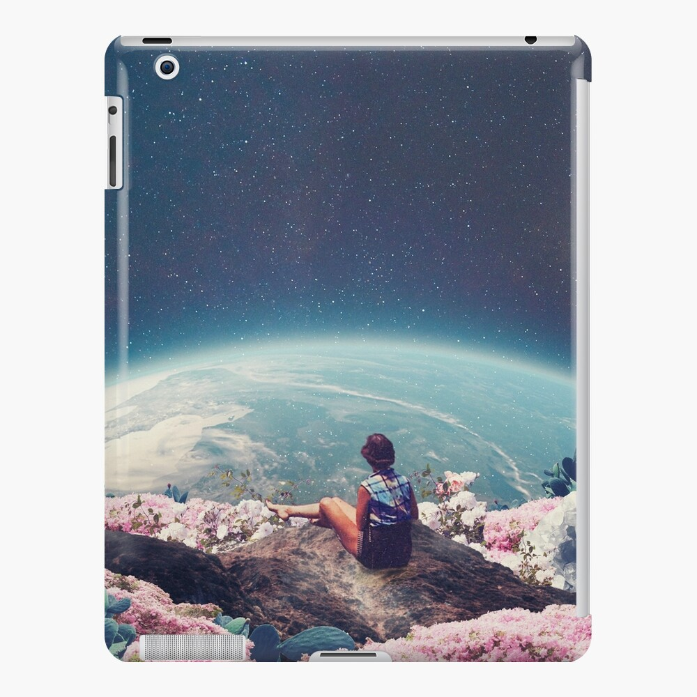 My World Blossomed when I Loved You iPad Case & Skin