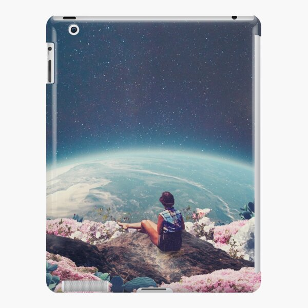 My World Blossomed when I Loved You iPad Snap Case
