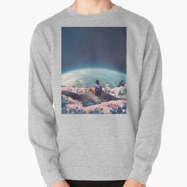 My World Blossomed when I Loved You Pullover Sweatshirt