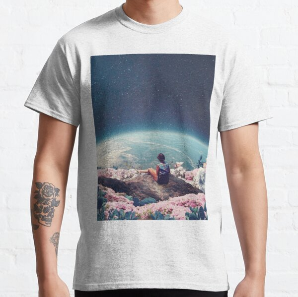 My World Blossomed when I Loved You Classic T-Shirt
