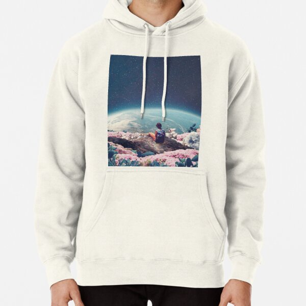 My World Blossomed when I Loved You Pullover Hoodie