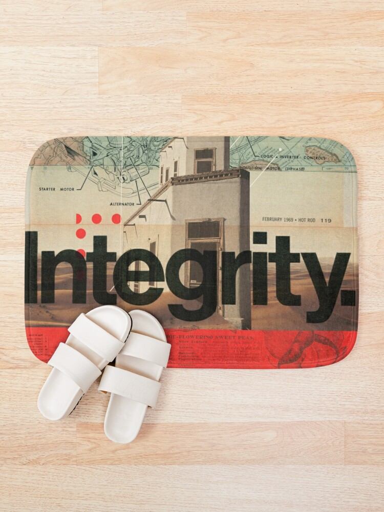 Alternate view of Integrity Bath Mat