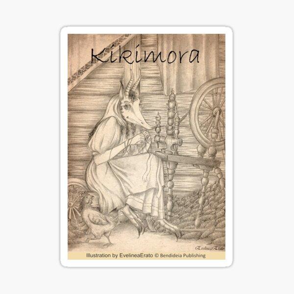 Kikimora - Household Spirit Sticker