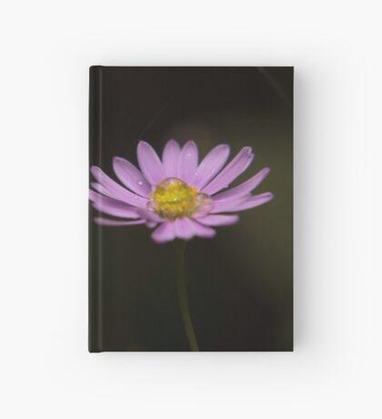 Daisy Drinking Hardcover Journal