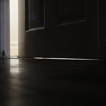 Toy Story Recreation - Soldiers Sneaking Downstairs von AlexNoir