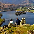 Time to enjoy the views of Grasmere :) by embracelife