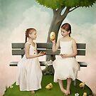 Golden Egg by Larissa Kulik