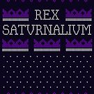 Ancient Knits - REX SATURNALIA by flaroh