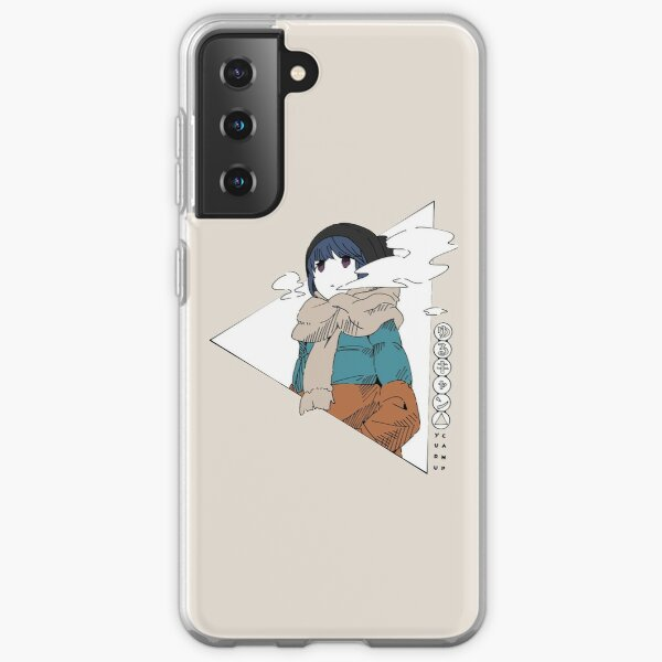 Rin Shima Camp Camp Yuru Coque souple Samsung Galaxy
